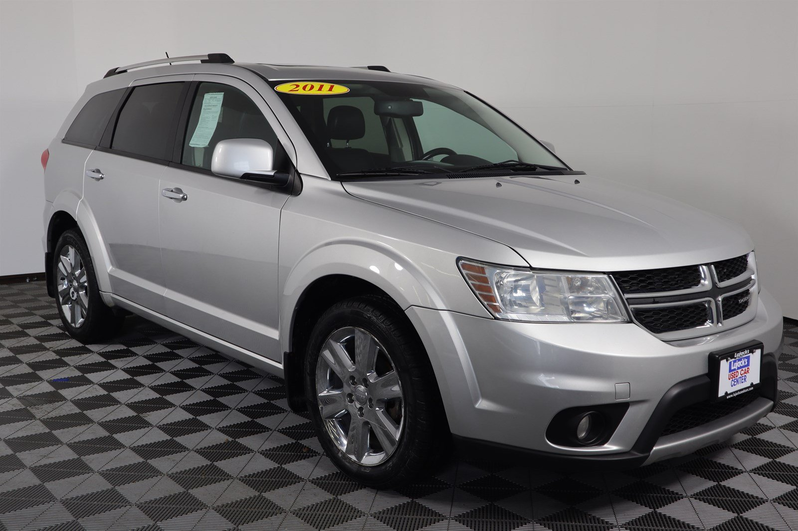 Pre-Owned 2011 Dodge Journey R/T
