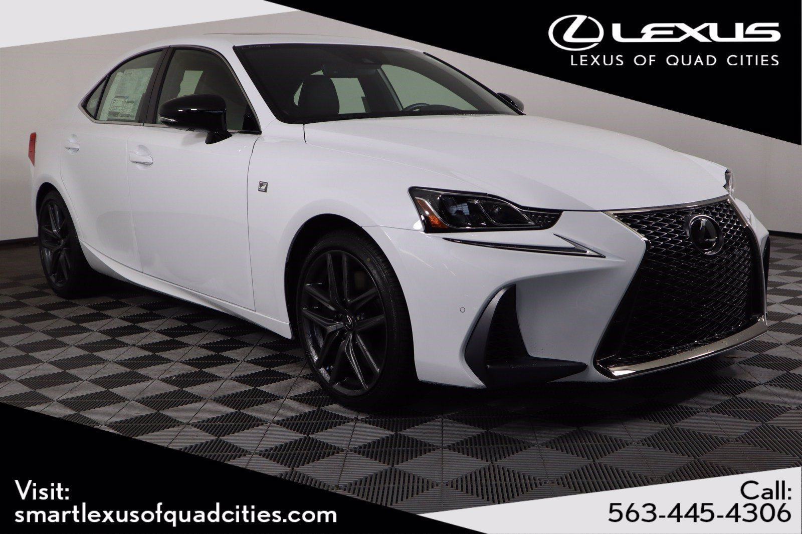 2020 Lexus IS350 Wallpaper