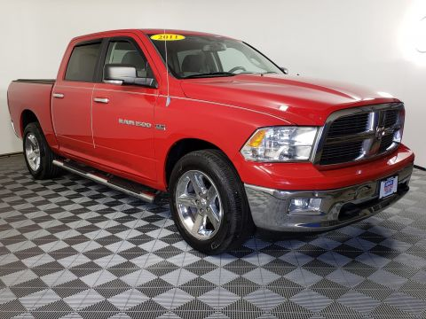 Used 2011 Ram 1500 Big Horn