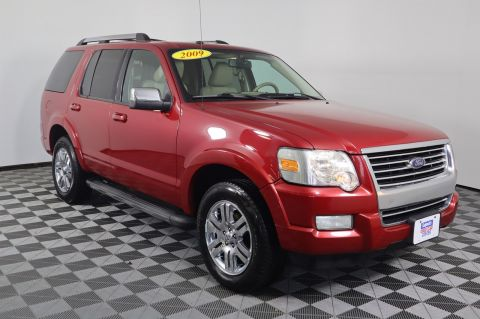 Pre-Owned 2009 Ford Explorer Limited
