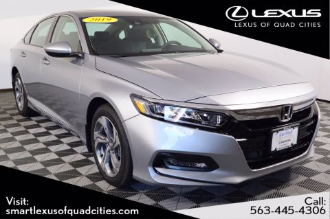 Pre-Owned 2019 Honda Accord Sedan EX 1.5T