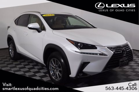 Certified Pre-Owned 2018 Lexus NX 300 Base