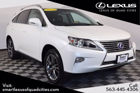 Pre-Owned 2014 Lexus RX 450h 450h