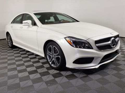 Pre-Owned 2016 Mercedes-Benz CLS 400 4MATIC®