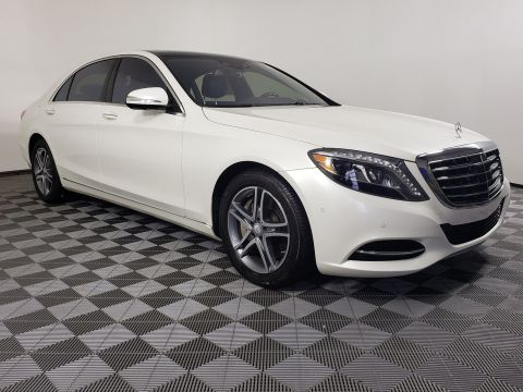 Pre-Owned 2016 Mercedes-Benz S 550 4MATIC®