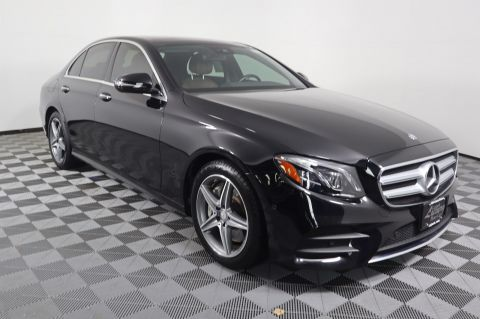 Pre-Owned 2017 Mercedes-Benz E 300 4MATIC®